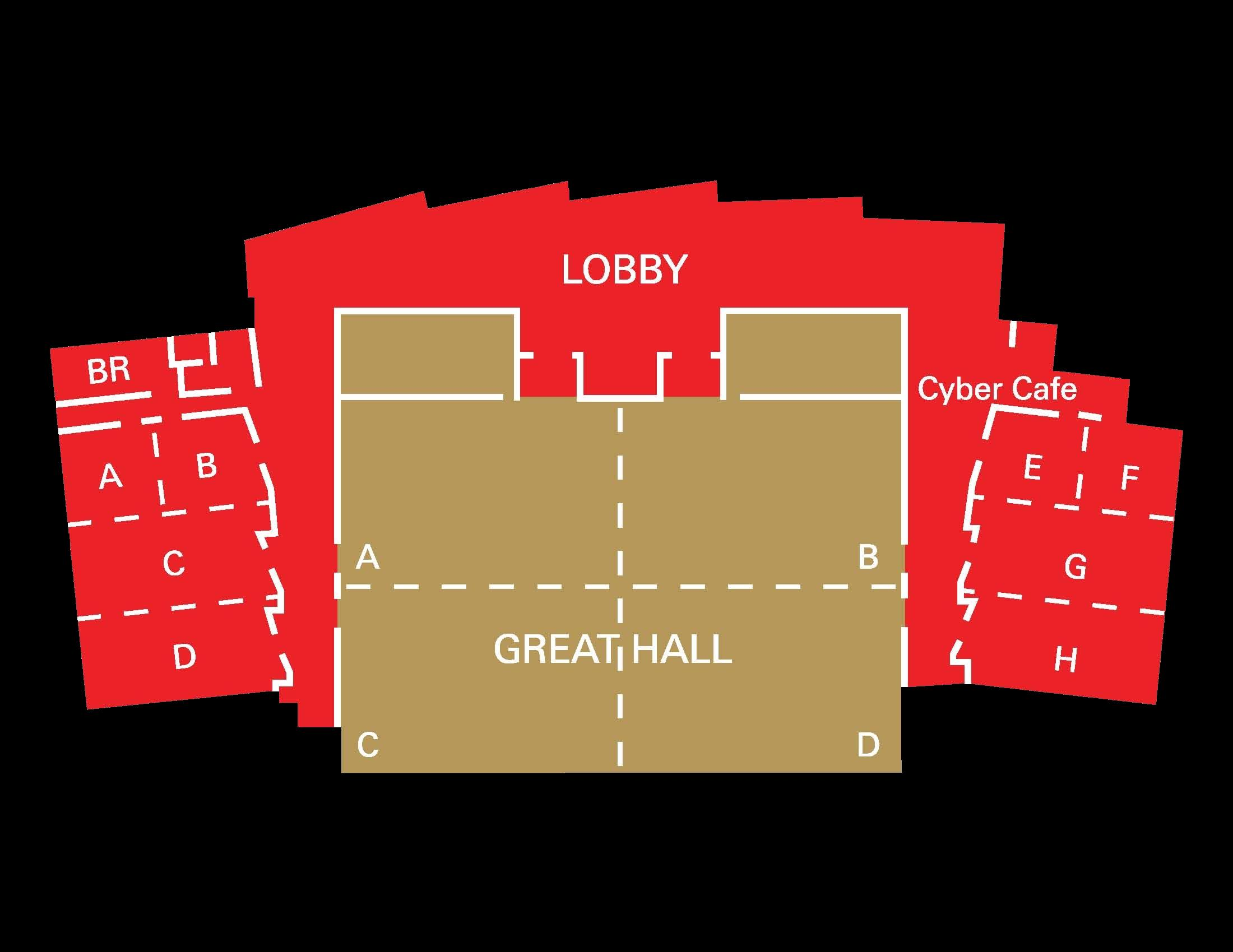 100 convention center floor plans austin convention center