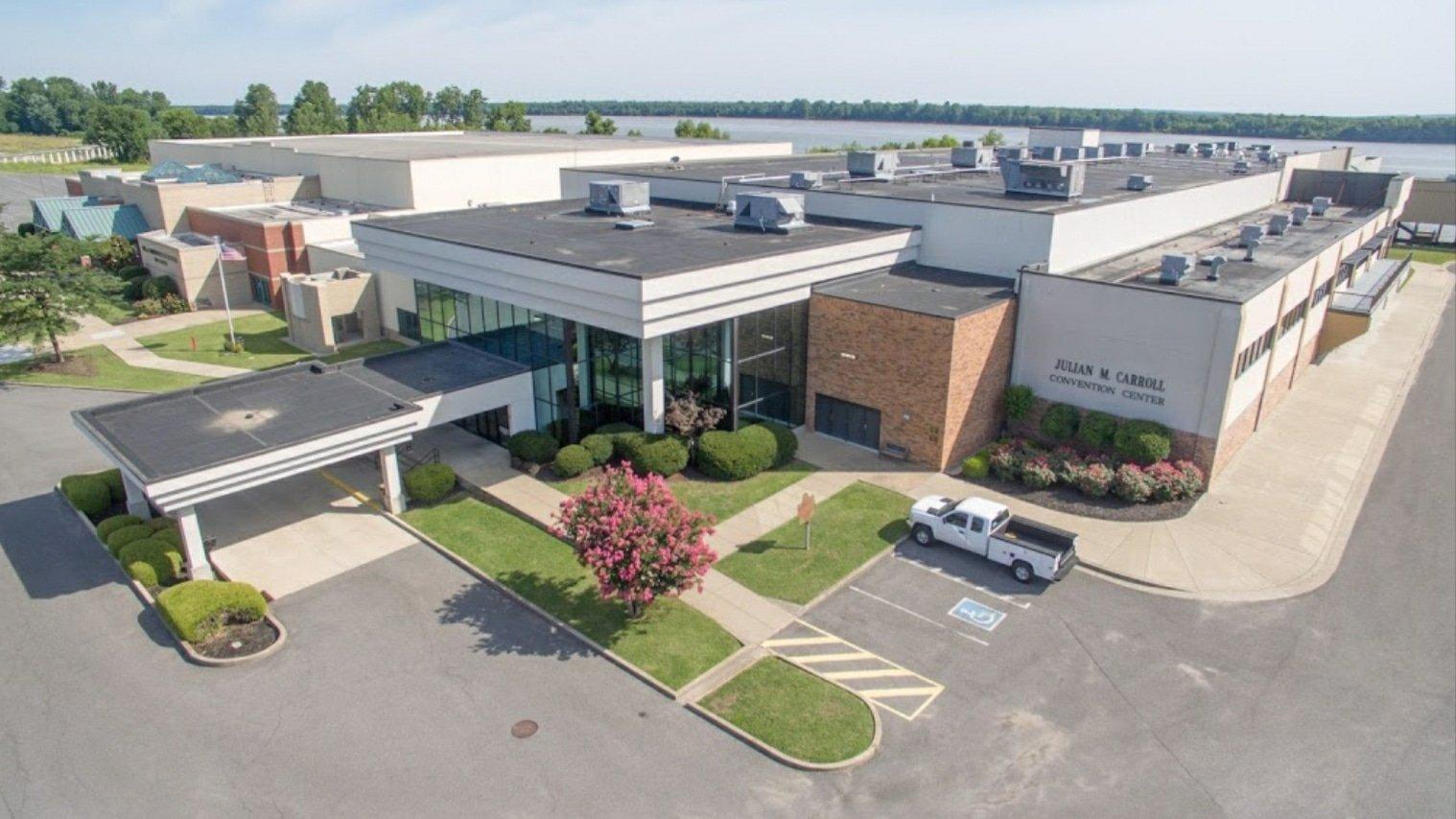 Paducah - McCracken County Convention & Expo Center - venuworks
